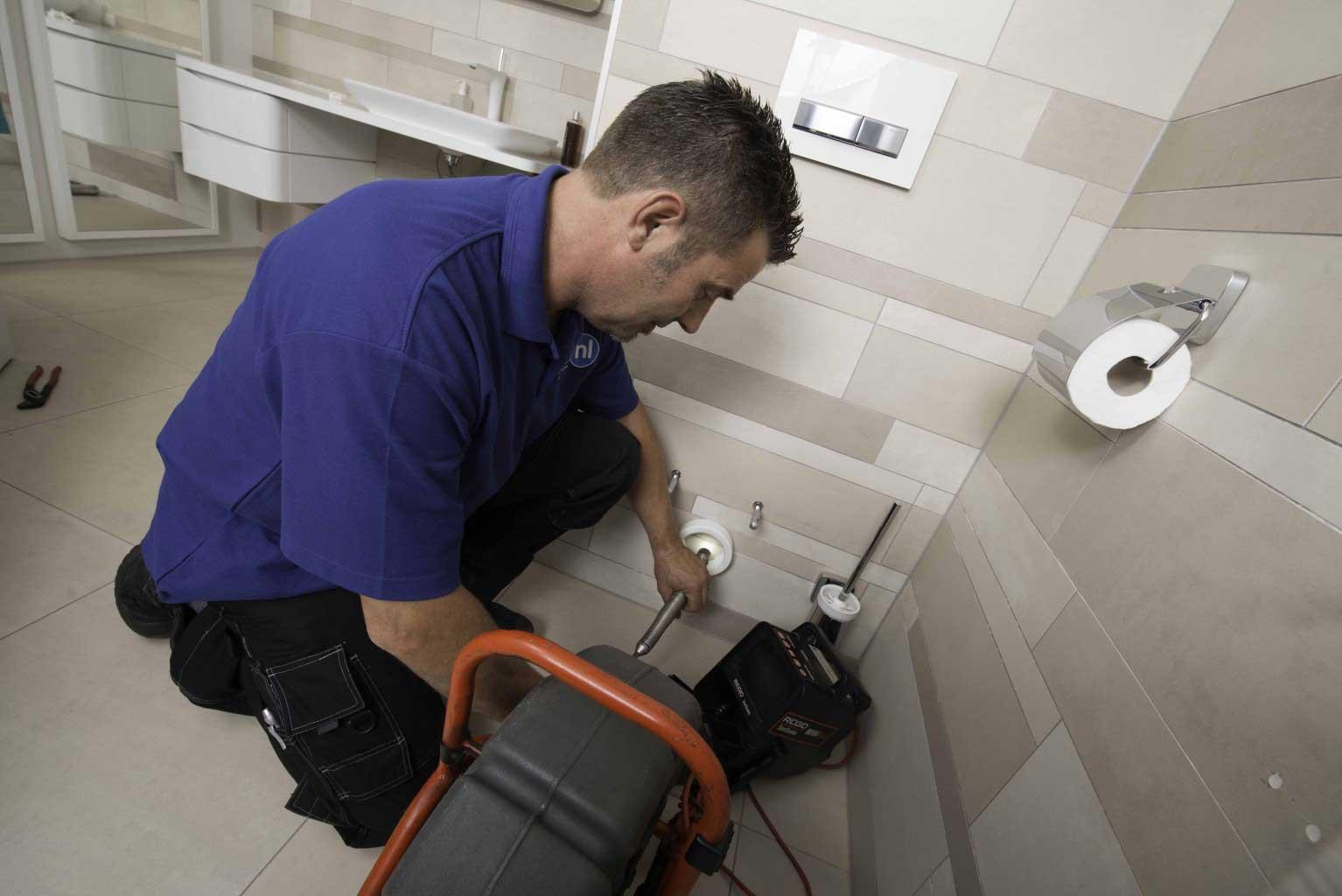 riool camera inspectie