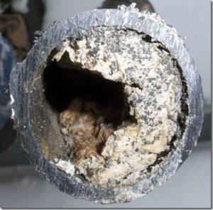 vaatwasser verstopt, afvoer wasmachine verstopt