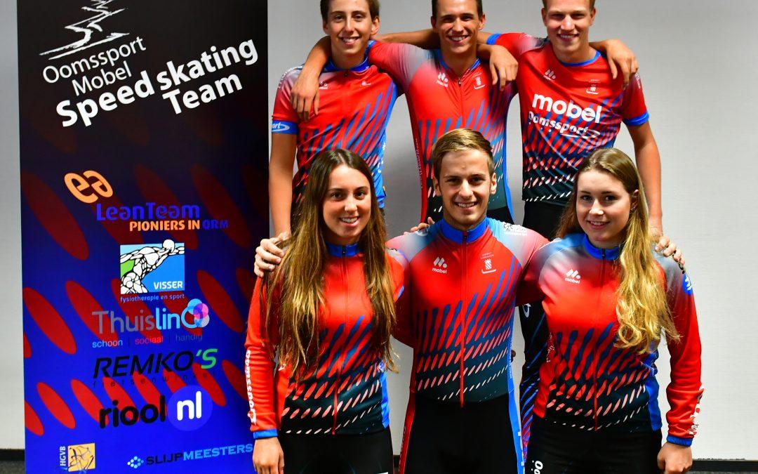 Riool.nl sponsor van het OMST speedskatingteam
