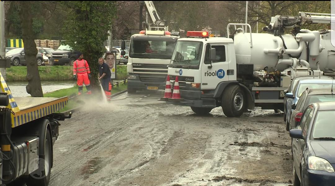 Riool.nl verleent assistentie bij wateroverlast in Leiden