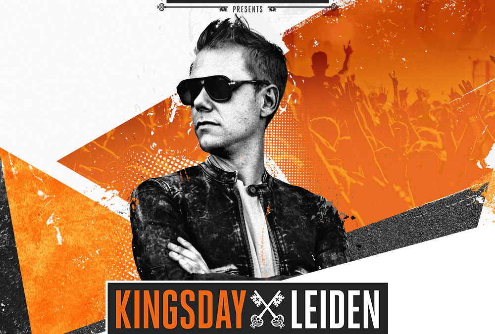 Armin van Buuren presents Kingsday Leiden 2016