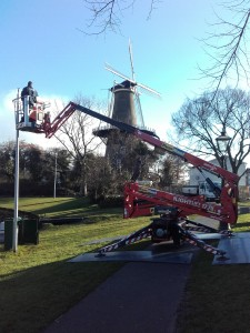 Spinhoogwerker Leiden Windmeter facebook