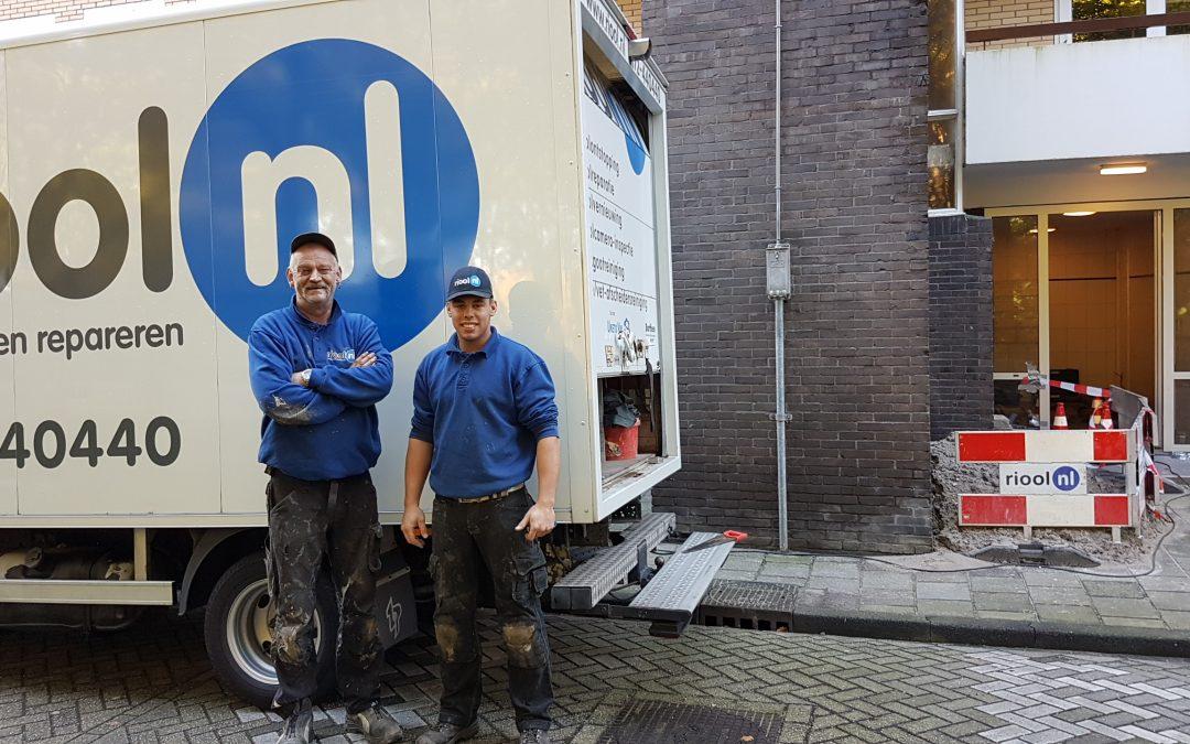 Rioolreparatie voor VVE in Amsterdam