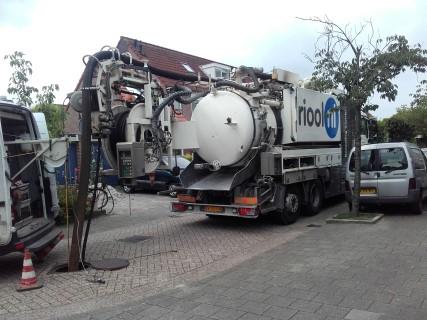 Vetput legen bij de horeca door Riool.nl